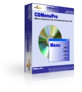 CDMenuPro - Autorun CD Menu Creator Software